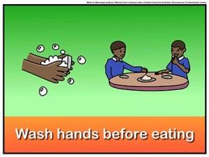 Wash Hands E CC